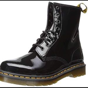 Lightly used Dr Marten Boots